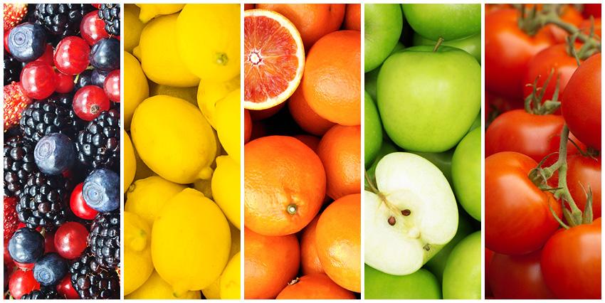 amincissement methode laurand fruits colores
