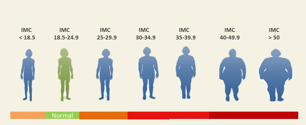 calcul IMC age