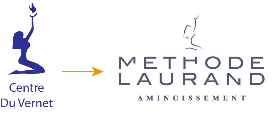 centre du vernet s'appellent désormais Méthode Laurand (logos)