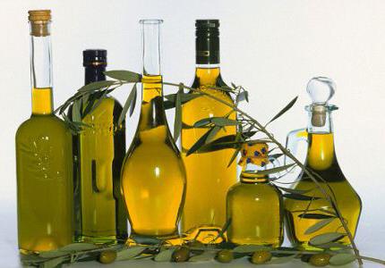 huile vierge olive colza noix
