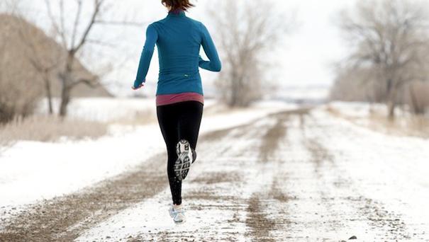 courrir par temps froid bon pour la santé