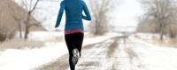 est-ce bien de courir par temps froid