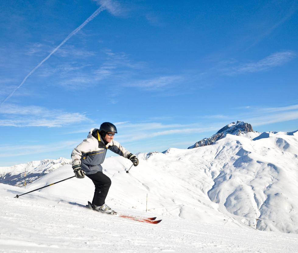 activité physique et sport en hiver